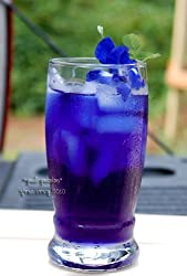 Green Thickies Featured Products; Organic Dried Butterfly Pea Flowers