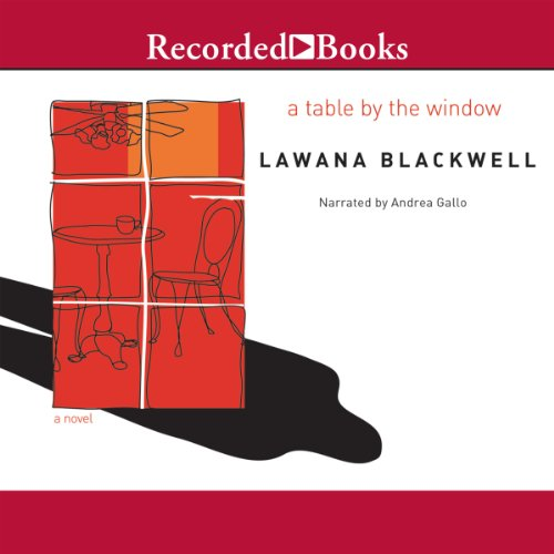 A Table by the Window audiobook cover art