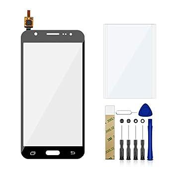 for MetroPCS Samsung Galaxy J7 SM-J700T1 Touch Screen Digitizer Replacement + OCA Tool Kit Black
