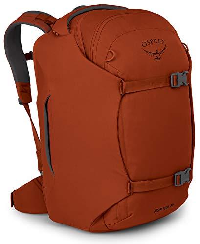 Osprey - Porter 46, Umber Orange, One Size