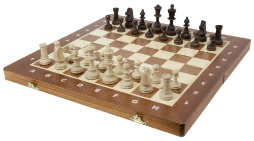 Wegiel 042 - Ajedrez Tournament No 5 para Competición con Piezas, 48...