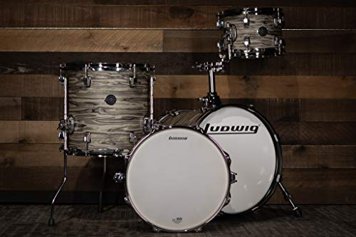 Ludwig Breakbeats By Questlove 4-piece Shell Pack with Snare Drum - Sahara Swirl