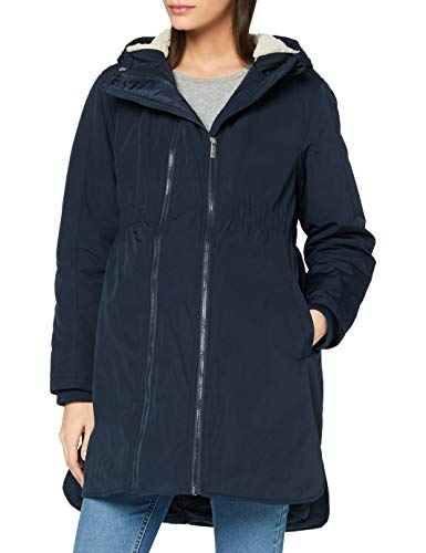 ESPRIT Maternity Damen Jacket 3-Way-use Jacke, Night Sky Blue-485, 38