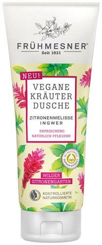 Frühmesner 6X Zitronenmelisse-Ingwer, vegane Kräuterdusche - 200ml