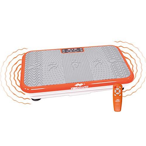 Vibro Shaper – Fitness Vibrationsplatte bringt den Körper in Form – Vibrationstrainer für unterschiedliche Muskelgruppen | Das Original aus dem TV von Mediashop