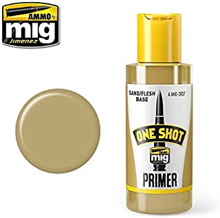 AMMO of Mig Jimenez ONE SHOT PRIMER - SAND/FLESH - AMIG2027