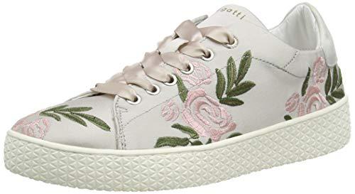 bugatti Damen 431525096959 Niedrig Sneaker, Mehrfarbig (Taupe/Multicolour 1481), 36 EU