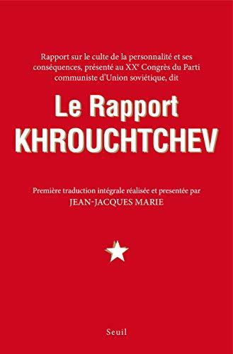 Le Rapport Khrouchtchev