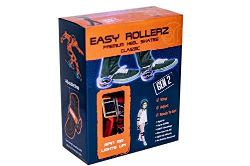 Gen 2 Easy Rollerz Pro (black)