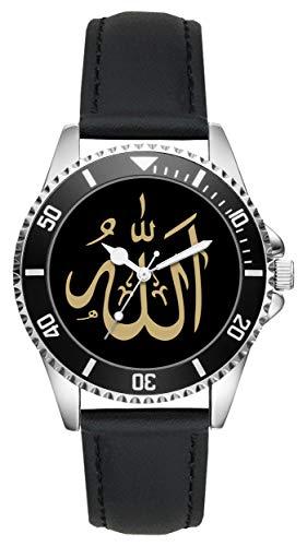 KIESENBERG Uhr - Allah Ramadan Muslimen Islam Geschenk Artikel Idee Fan L-20885
