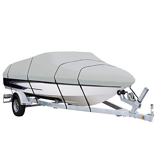 Big Ant Runabout Boat Cover Waterproof Bass Boats Cover Fit