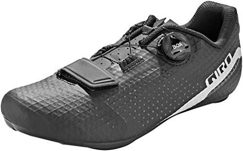 Giro Cadet - Zapatillas De Carretera Para Hombre, Color Negro (2021), Talla 49