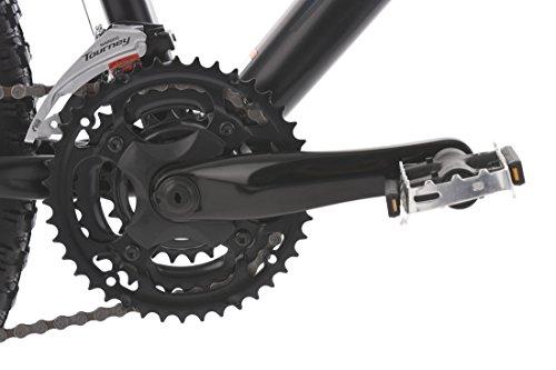 KS Cycling Mountainbike Hardtail GTZ RH 56 cm Fahrrad schwarz/Blau 26 Zoll - 2