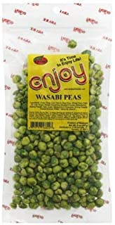 Enjoy Wasabi Peas 8 oz. (Pack of 4)