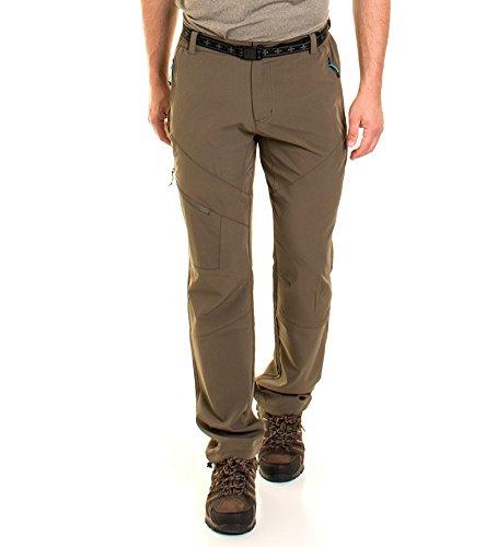 + 8000 Pantalon Treubano 17 V Kaki très Respirant pour Homme, conçu pour Les activités de Plein air. - - XXXL