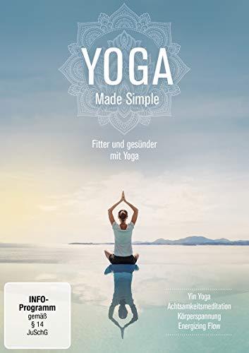 Yoga Made Simple - Fitter und gesünder mit Yoga