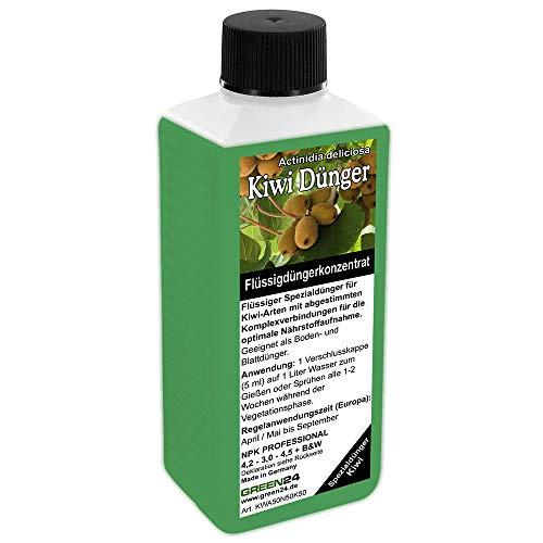 GREEN24 Kiwi-Dünger HIGH-TECH Actinidia deliciosa NPK, Kiwi Pflanzen in Beet und Kübel düngen