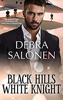 Black Hills White Knight: a Hollywood-meets-the-real-wild-west contemporary romance series (Black Hills Rendezvous Book 7) by [Debra Salonen]