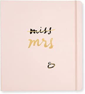 Kate Spade New York Women's Mrs. Magazine Bridal Planner