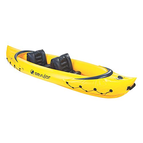 Sevylor Tahiti Classic Inflatable Kayak - 2-Person [2000014125]
