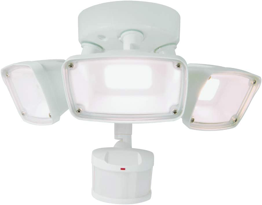 Halo MSH303T18W 180-Degree New color White Activated Outdoor Now free shipping Motion Integr