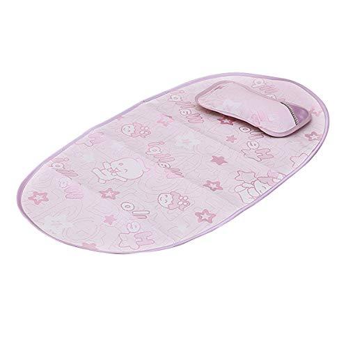 Tabpole Baby Kind Krippe Cool Ice Silk Matratze Pad Kissen Kleinkind Schlafmatte...