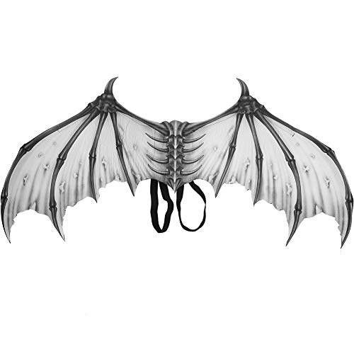 YOUTHINK Halloween Wings Folding Party Costume Prop Cosplay Devil Dress Up Accessorio per Bambini Kid Halloween (1)