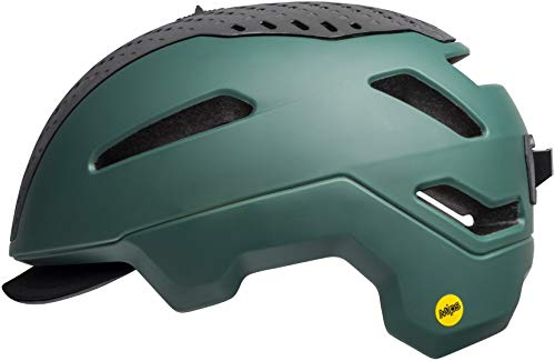 Bell Unisex - Casco de Bicicleta Annex MIPS para Adultos, Color Verde...
