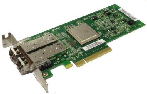 QLogic QLE2562-SP SANBLADE 8GB FC 2P PCIE HBA