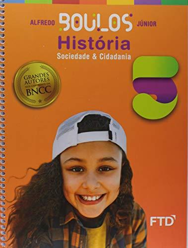 Grandes Autores - História - Boulos - 5º Ano