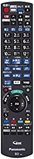 パナソニック 純正BD/DVDレコーダー用リモコン N2QAYB000994