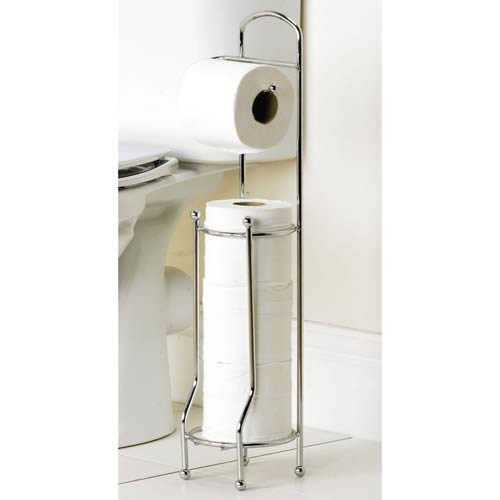 Caraselle Chrome Toilet Roll Hol...