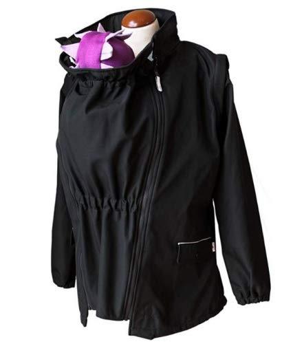 Veste de portage Manduca by MAM 179-10-50-003 Shady Night/Rain Dove - Double fonction - Cossue - Taille M