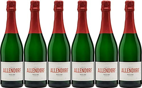 Allendorf Rheingau Riesling Extra Dry 2017 Extra Trocken (6 x 0.75 l)