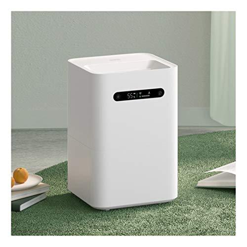 QQB Smart Luftbefeuchter, nebelfreier Luftbefeuchter, eiquierter Reiner Luftbefeuchter, große Kapazität for den Hausklimaanlage und Schlafzimmer
