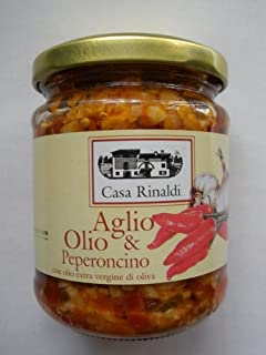 Casa Rinaldi Aglio Olio & Peperoncino / Knoblauch u. Chili in Öl
