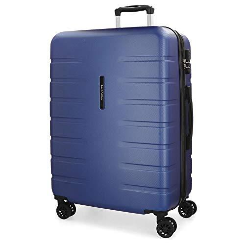 movom Turbo valigia, 69cm, 80litri, Blu