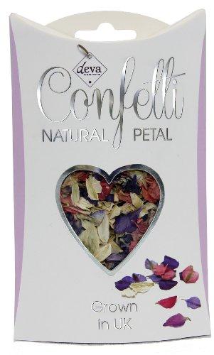 Coriandoli per matrimonio in petali naturali.
