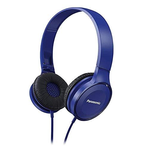 Panasonic RP-HF100E-A Kopfhörer, Blau