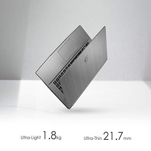MSI Creator 15M, Intel i7-10750H, 15.6