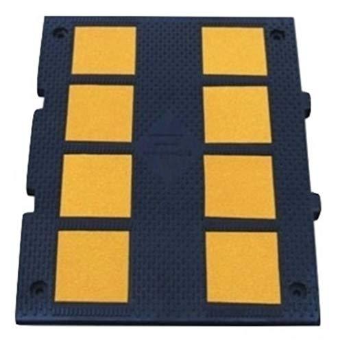 Baden Reductor de Velocidad vial de 3x60x47,5 cm (Cumple Normativa) - PARKINGFACIL