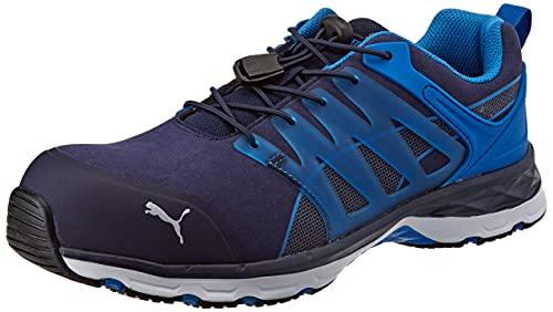 PUMA Safety Unisex PU643850-43 Leichtathletik-Schuh, Blau, 43 EU
