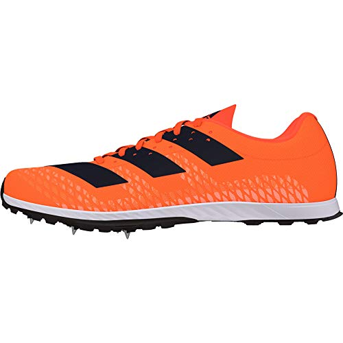 adidas Adizero XCS Women's Cross Country Spikes - SS20-7.5 Orange