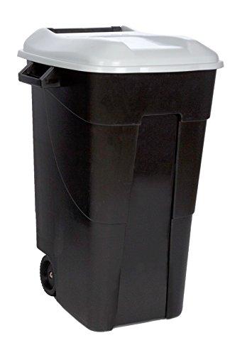 Tayg Eco Tayg 120 GR - Contenedor de residuos, Gris, 120 l