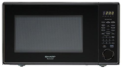 Sharp Countertop Microwave Oven ZR309YK 1.1 cu. ft. 1000W Black