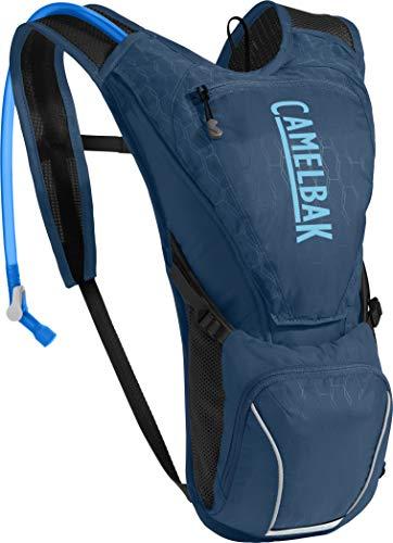 CamelBak Aurora Hydration Pack, 85oz , Gibraltar Navy/Lake Blue