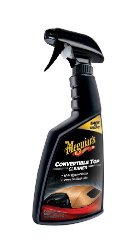 Meguiar's G2016 Convertible Top Cleaner, 16 Fluid Ounces