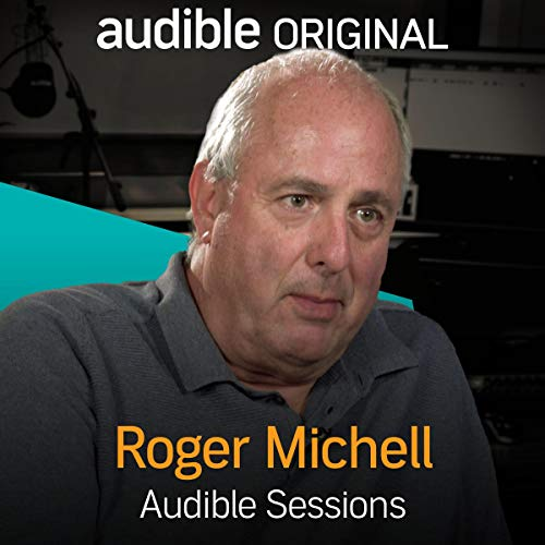 Roger Michell audiobook cover art