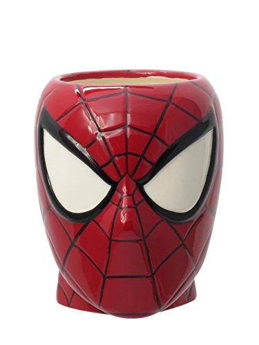Monogram Marvel Taza 3D Spider-Man, Multicolor (0077764685477)