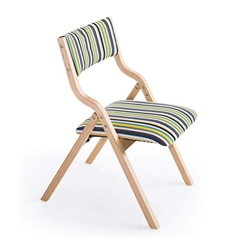 Langlebiger Einzelstuhl |Klappstühle im Hochlastdesign |Stühle für Wohnzimmer |Bequemer Stuhl für Besprechungsräume, Partys, Kaffeehäuser, Restaurants (Größe: I)